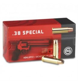 Geco 38 special HP 158gr