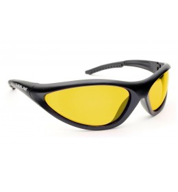Guideline EM yellow lens gleraugu