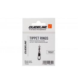 Guideline GL tippet hringir 2mm / 12kg