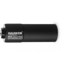 Hausken deyfir MD45 17/22cal UNF1/2