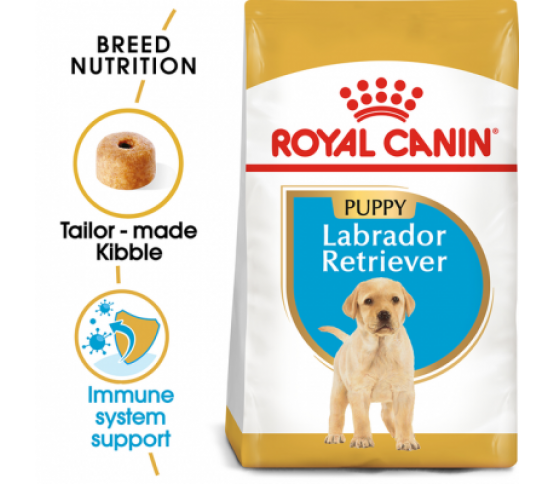 Royal canin labrador junior fóður 12kg