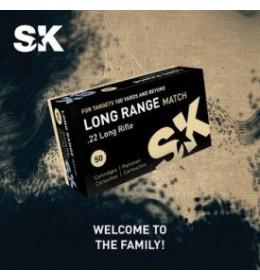 Lapua 22cal Long range match 50stk