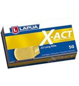 Lapua 22cal LR X-Act riffilskot