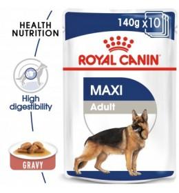 Royal Canin Maxi adult blautfóður 140gr