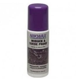 NikWax nubuck & suede proof spray