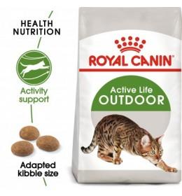Royal Canin Outdoor kattafóður 2 kg