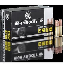 RWS 22cal high velocity HP