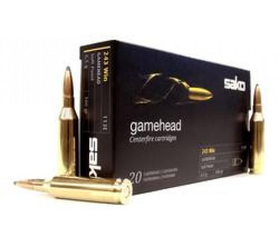 Sako skot 6,5 CRM 130gr gamehead PRO