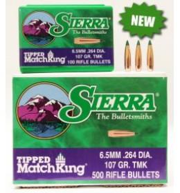 Sierra 6,5mm 107gr TMK kúlur