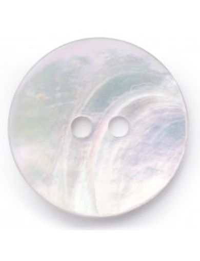 Thumb Button 2-hole 13mm