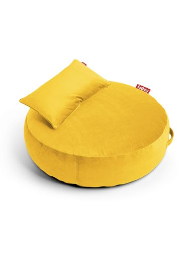 Thumb Fatboy Pupillow Velvet Maize Yellow
