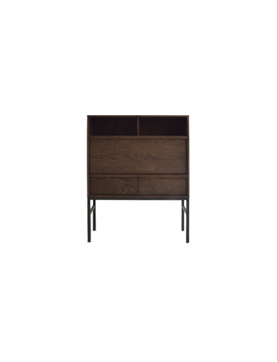 Thumb Osaka Desk Dark Brown