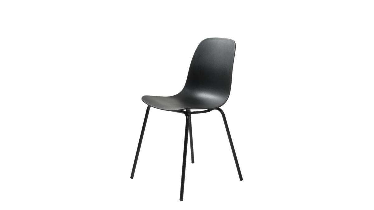 Whitby chair black
