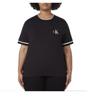 Thumb_CK EMBROIDERY T BLACK