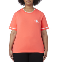 CK EMBROIDERY T ISLAND PUNCH