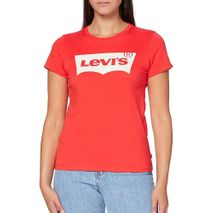 PL PERFECT TEE PL BATWING POPPY RED