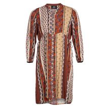 AMINA SHIRT DRESS