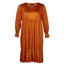 CATALINA DRESS BOMBAY BROWN