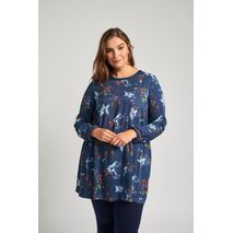 ADIA TUNIC NAVY