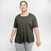 W NK YOGA LAYER SS TOP