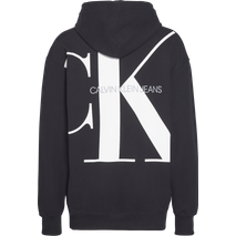 Large Ck Oversized Hoodie