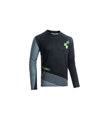 Cube Action Round-neck Jersey