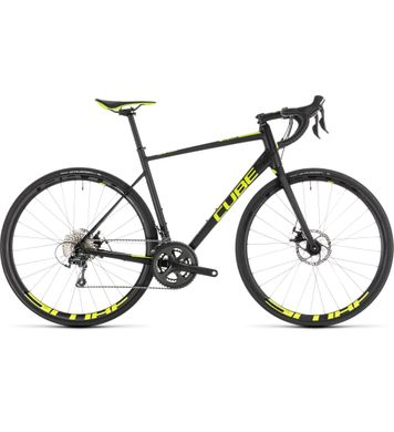 Cube Attain Race Disc 2019