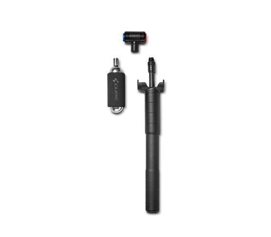 Cube Pump Race Hybrid HP