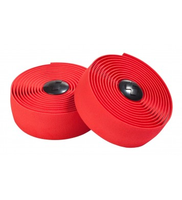 Cube Bar tape Rautt m/gel