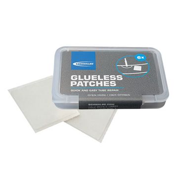Schwalbe Glueless Patches 6pcs