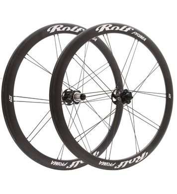 Rolf Prima 4CX Disc Wheelset Tubular