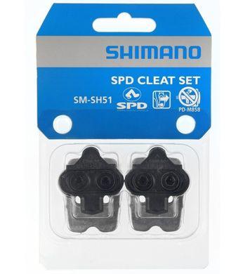 Shimano SPD SM-SH51 Klítar MTB