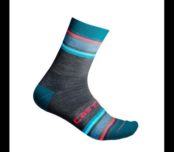 Castelli Striscia 13 Sock W