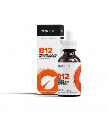 VIVO LIFE Vegan vitamín B12 Complex