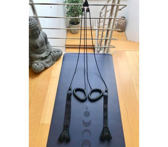 NÝ Glo Motion Core / Rope Yoga æfingabönd