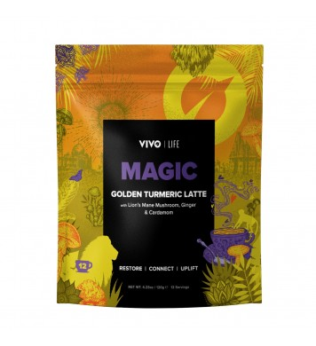 MAGIC Golden Turmeric Latte 120 gr
