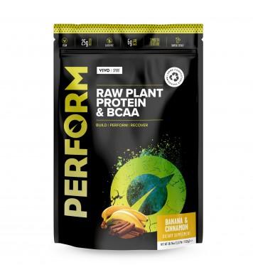 PERFORM Plöntuprotein Banana & Cinnamon  532 gr