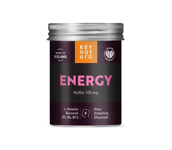 KeyNatura  NÝTT Energy 60 hylki