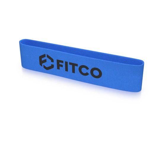 Fitco Miniband stíf / blá