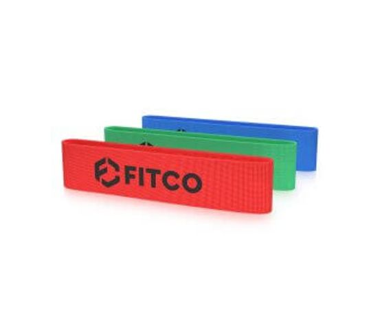 Fitco Miniband 3-pack