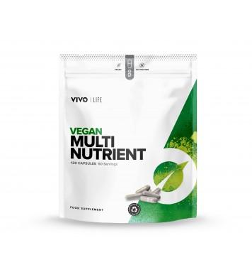 Vivo Life Vegan Multi Nutrient - fjölvítamín   - Væntanlegt
