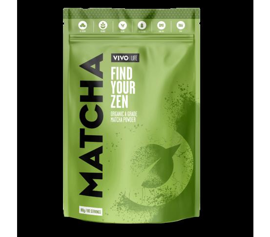 MATCHA Powder Organic A Grade  80gr