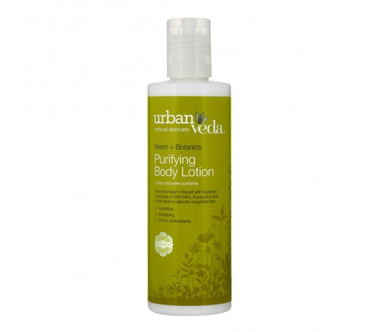 Purifying Body lotion